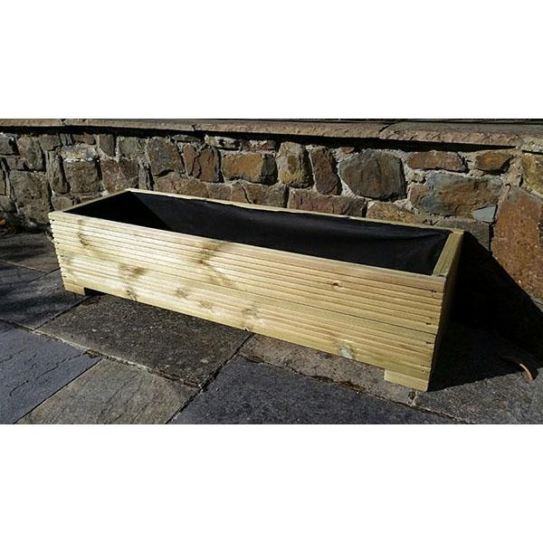 120cm Decking garden trough
